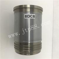 China 8DC8 High Temperature Resistant Diesel Engine Cylinder Liner Chroming ME062597 liner kit on sale