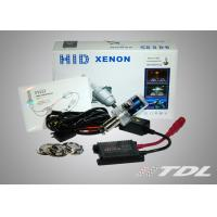35W Motorcycle HID Xenon Conversion Kits H4 H6 H / L Application Automotive, Mining Manufactures