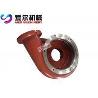 Volute Liner Of Slurry Pump Interchangable Slurry Pump Parts A05,  A49,  R55 Material Manufactures