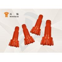 High Grade Steel Air Drill Hammers And Bits For Rock Blasting / Geothermal Well Manufactures