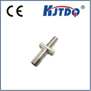 China M12 Hall Proximity Sensor , Gear Speed Sensor For Hydraulic Motor on sale