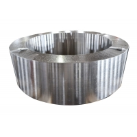 Heat Treatment 2500mm DIN 1.4301 Stainless Steel Forging Manufactures