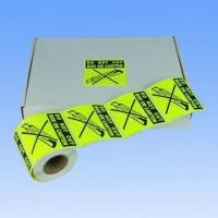 Adhesive Fluorescent Label, Used as Warnings of Shipping/Daily Life and Evident Instruction Manufactures