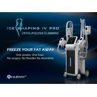 2019 New technology bearty equipment 3 cryo handles lipo cryotherapy