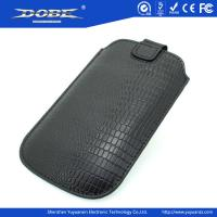 Imitation snakeskin Black PU bag/protective Case for Samsung Galaxy SIII/I9300 Series Manufactures