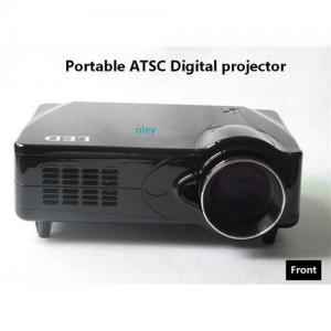 China 2200 lumens ATSC digital projector on sale