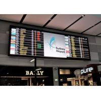 Quality P4 SMD2525 External Commercial Advertising LED Display 80000 Hours Lifetime for sale