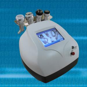 China Body shape Ultrasonic Cavitation Slimming Machine with 4 Handles on sale
