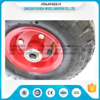 Inner Tube Pneumatic Rubber Wheels Bent Valves Offset Hub Length 19/20mm Bearomg Manufactures