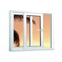 Customized Sliding Window Architectural Aluminium Profiles 6063 / 6060 T5 Manufactures