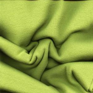 China Cotton Waffle /Waffle Fabric/Cotton Knitting Fabric on sale
