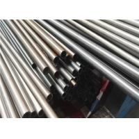 Welded ERW Black Hollow Steel Tube ,  1/2 Inch OD Round Steel Pipe E355 Material Manufactures