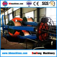 Cable making machine, wire and cable shielding machine new unique laying-up usage control cable making machinery Manufactures