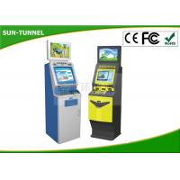 Parking Lot Payoff Self Service Equipment With Cash Credit Card Paid Give Change Function Manufactures