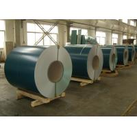 China Ral 9016 Painted Aluminum Sheet , Color Coated Aluminum Coil AA3003 H24 on sale