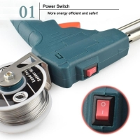 Buy cheap Auto feed soldering gun 900M-T Iron Tip 1.2mm Wire 60W Auto Soldering Gun from wholesalers