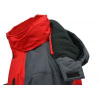 Quality High Visibility Outdoor Work Clothes 100% Cotton / Polyester Material for sale