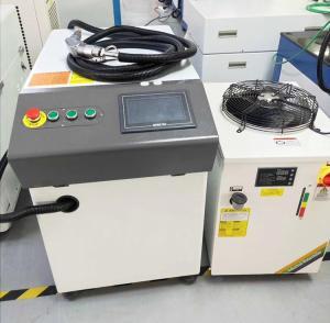 Handheld Laser Welding Machine Fiber Transmission Welder 1000 Watt For Metal Manufactures