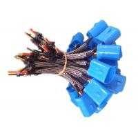 Stranded Tinned Copper Wire Harness Assembly 10V - 30V For OBD Diagnostic System Manufactures