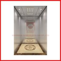 China 1.0 - 1.75m/s High Speed Elevator Machine Roomless Electric Passenger Lift on sale