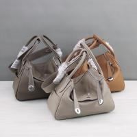 Factory direct OEM made high quality 30cm 26cm lychee leather bags designer hobo bags M-G02-23 Manufactures