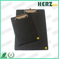 China Customized Color ESD Safe Clipboard For Microelectronics / Biological / Medical on sale