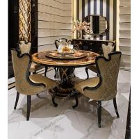 China Alibaba wholesale wooden replacement dining room chairs TV-023 on sale