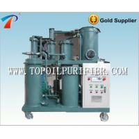 Used vacuum lubricating oil filtration machine remove light hydrocarbon material Manufactures