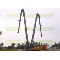 Quality High Flexibility Offshore Knuckle Boom Crane Durable Low Power Consumption for sale