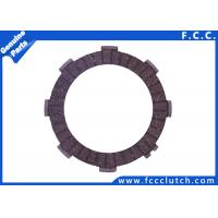 FCC Motorcycle Clutch Friction Plate Honda CG125 CG150 143-C6G02-00 Manufactures