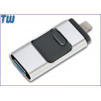 Quality 8GB USB3.0 USB Memory Stick OTG 3 IN 1 Functions for Different Devices for sale