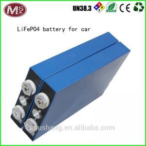 China 3.2v 60AH LiFePO4 Battery Cell for Telecommunication Base Station EV Bus on sale