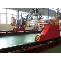 Automatic Plasma Metal Cutting Machine For Steel Plate With Worktable Manufactures
