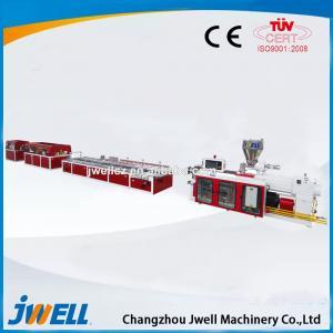 WPC Door Panel Production Line/Wood Plastic Composite Board Extrusion Line Manufactures