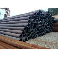 Black / Bright Surface Alloy Steel Pipe With Fittings X100 X42 X46 X56 X60 Grade Manufactures