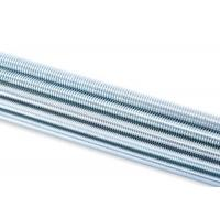 Long Metric Full Threaded Rod Carbon Steel Material M4 / M5 / M8 / M10 Manufactures