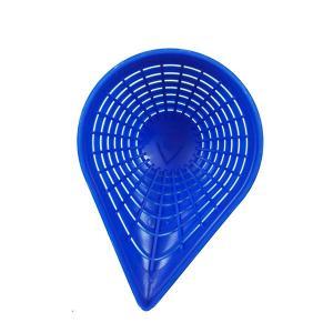 Blue Electronic Plastic Parts Injection Housing Enclosure RoSH SGS Standard Manufactures