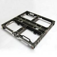 Factory directly supply Aluminium die casting parts for advertising board LED display monitor cabinet Manufactures