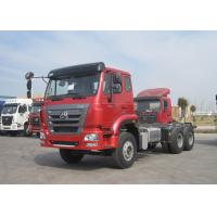 Three Axles Chassis For Trucks, Ten Wheels 336HP Dump Truck Chassis Euro 2 Emission Manufactures