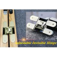 antique brass plating 180 degree hinge adjustable hinges concealed door hinge Manufactures