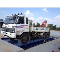China Modular Electronic Truck Weight Scales 60ton H beam on sale