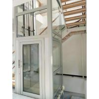 Fuji Glass Residential Elevators , Customizable Small Personal Lifts Home Use Manufactures