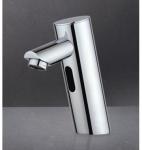 AC 220V Hospital Automatic Sensor Faucet / One Hole Brass Bathroom Sink Faucet HN-6A04 Manufactures