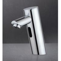 AC 220V Hospital Automatic Sensor Faucet / One Hole Brass Bathroom Sink Faucet HN-6A04 Manufactures
