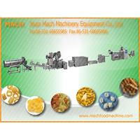 Food grade stainless steel 2d/3D snack food machine/snack food making machine Manufactures