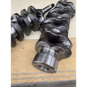 China Marine Engine Crankshaft For Cummins NH220 Steel Engine Crankshaft 3029341 / 101109 on sale