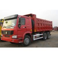 Sinotruk Howo Heavy Duty Truck 20 Tons 371HP 6x4 Front Lifting Dump Truck For Mining Manufactures