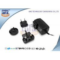 5mA Max Universal AC DC Adapters ABOUT175g with Four Types Plug Manufactures