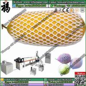 Plastic net machine PE Foam Fruit Extrusion Line polyethylene LDPE Foam Net Extruder Manufactures