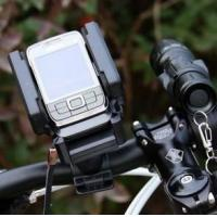 Bicycle bike motorcycle handlebar Mount Holder For Cell Phone GPS navigation systems